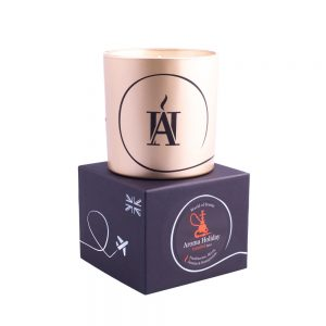 3 Wick Candle - Istanbul Spice