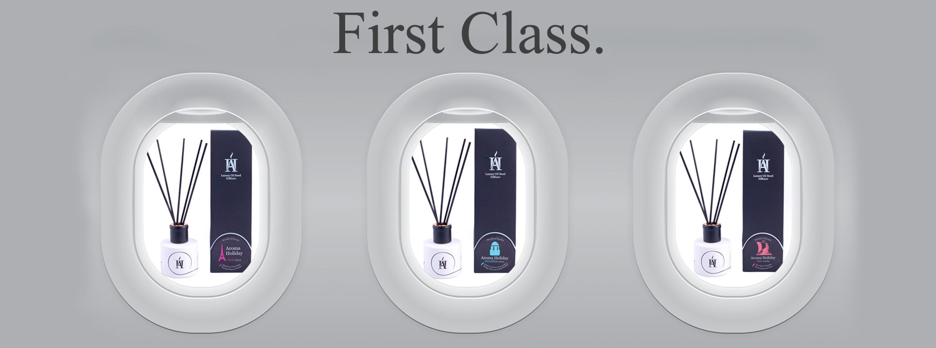 First Class Diffusers