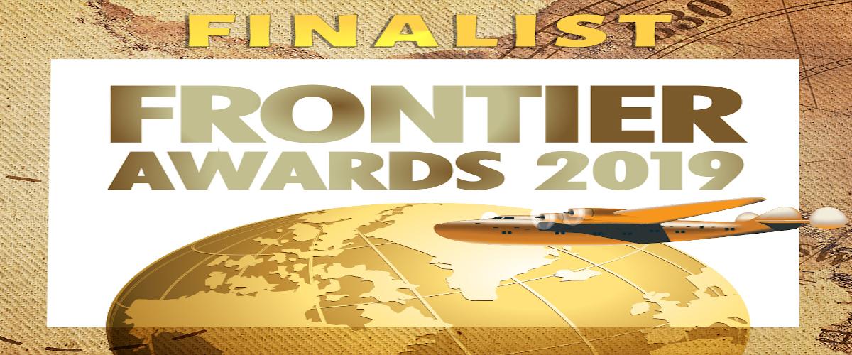 Frontier Awards 2019 Banner