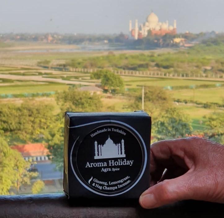 Agra Travel Tin