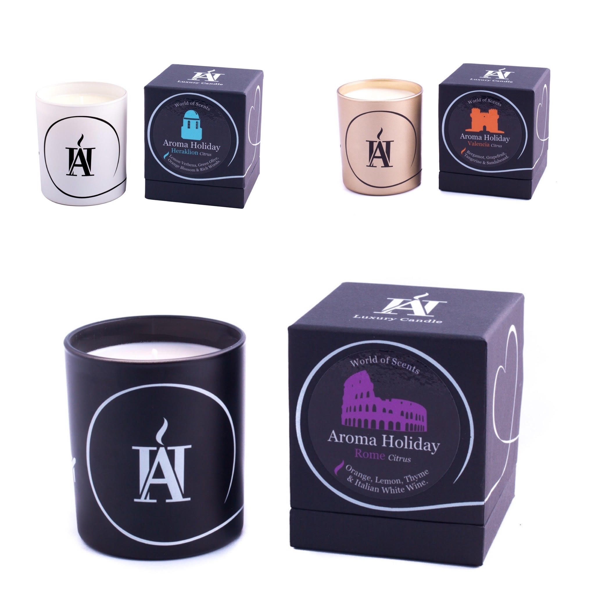 Luxury Home Fragrance Gift