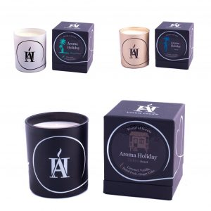THE CANDLE TRIO Gift Sweet